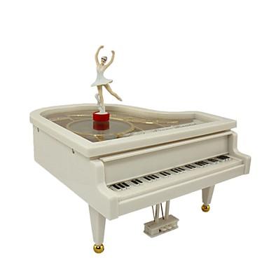 Zenedoboz Zongora Klasszikus Gyermek / Felnőttek / Gyerekek Ajándék Uniszex