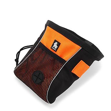 Cica Kutya Hordozók és hátizsákok utazáshoz Házi kedvencek Hordozók Fényvisszaverő Hordozható Összecsukható Mekano Egyszínű Narancssárga