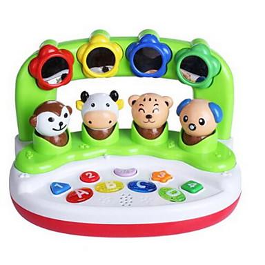 Fejlesztő játék Hangszerek Állatok Uniszex