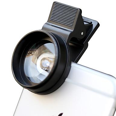 cherllo 028 Handylinse 12.5x Makro externes Objektiv für iphone 8 7 Samsung Galaxie s8 S7