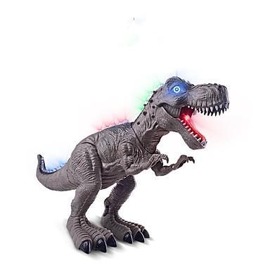 Unito Statuette E Modellini Di Animali Kit Per Costruzioni Gioco Educativo Tirannosauro Dinosauro Animali Marcia Elettrico Plastica Per Bambini Teen Da Ragazzo Da Ragazza Giocattoli Regalo 1 Pcs #06179913 Grandi Varietà