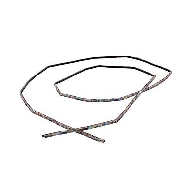 Szakmai Alkatrészek & kiegészítők Gitár Kagyló PVC Móka Hangszer tartozékok