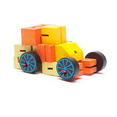 Játékautók / Építőkockák Boltozatos / Vonat / Autó Vonat / Vlakovi i tračnice Uniszex Ajándék