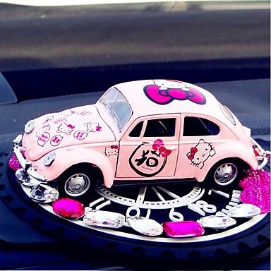 DIY autóipari díszek bogár autó modell parfüm autó medál&Műanyag díszek