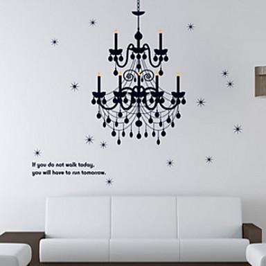Dekorative Wand Sticker - Flugzeug-Wand Sticker Freizeit Wohnzimmer / Schlafzimmer / Esszimmer