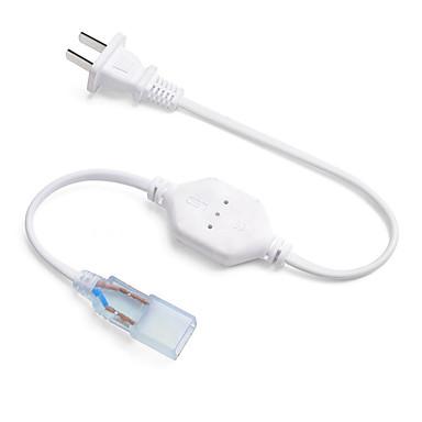 1pc Wasserfest Streifenlicht-Zubehör Elektrisches Kabel Indoor für LED-Streifenlicht