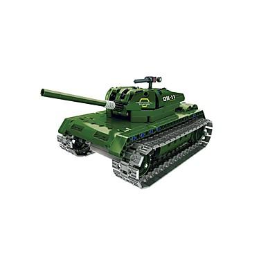 Ferngesteuertes Spielzeug / Bausteine / Bildungsspielsachen Panzer / Kämpfer Fernbedienungskontrolle / Heimwerken / Klassisch Jungen
