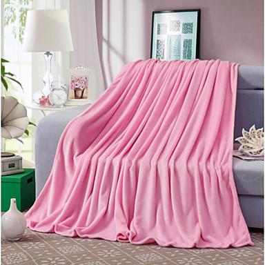 Superweich Massiv Polyester Decken