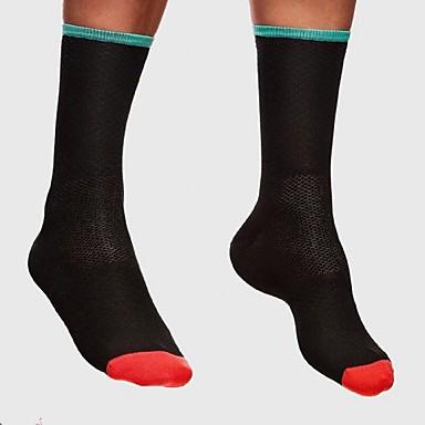 Sport Socks / Athletic Socks Bike / Cycling Socks Unisex Cycling / Bike / Running Lightweight / Anatomic Design / Breathability 1 Pair