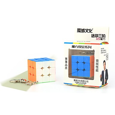 Rubik's Cube Mini 3*3*3 Smooth Speed Cube Magic Cube Educational Toy Stress Reliever Puzzle Cube Gift Unisex