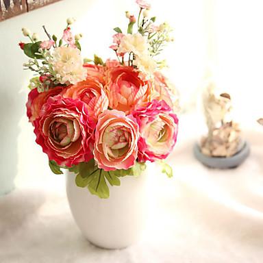 Művirágok 1 Modern / kortárs / minimalista stílusú / Esküvői virágok Növények / Lótusz Asztali virág / Nem tartozik hozzá