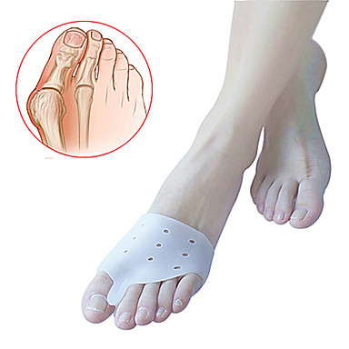 Foot Bag Toe Separators & Bunion Pad Relieve foot pain Posture Corrector Protective Orthotic Comfortable