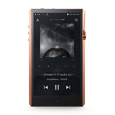MP3Player256GB 3,5 mm Jack dugó TF kártya 256GBdigital music playerÉrintés