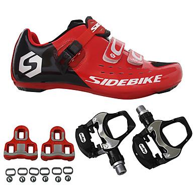 BOODUN® Mountain bike sko Cykelsko m. pedal og tåjern Voksne Dæmpning Bjerg Cykling udendørs Cykling Cykling / Cykel
