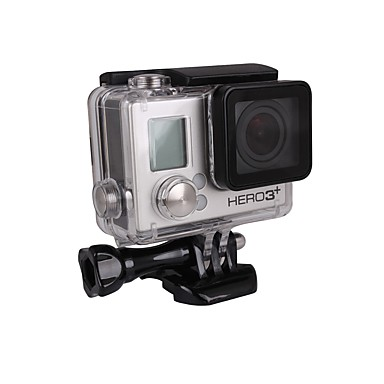 Sports Action Camera Outdoor / Portable / Case For Action Camera Gopro 4 / Gopro 3+ Diving / Surfing / Snorkeling Composite - 1 pcs