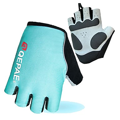 Sports Gloves Bike Gloves / Cycling Gloves Skidproof / Protective / Sweat-Wicking Fingerless Gloves Cloth / Lycra Spandex Cycling / Bike Unisex