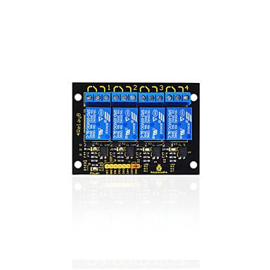 2016 új! keyestudio 4-csatornás 5v relé modul az arduino számára