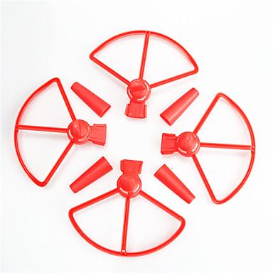 KSX2365 1set alkatrészek Tartozékok propeller Guards RC Quadcopters RC Quadcopters Műanyag