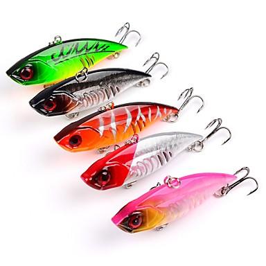 5 pcs db Mamac za ribe Kemény csali Műanyag Tengeri halászat / Csali horgászat / Villantós & Csónakos horgászat