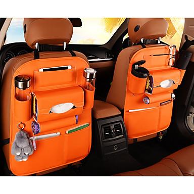 voordelige Auto-interieur accessoires-Auto-organizers Voertuigstoel Leder Voor Universeel