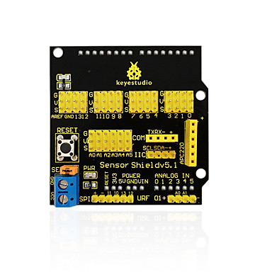 keyestudio érzékelő pajzs / bővítő kártya v5 az arduino számára