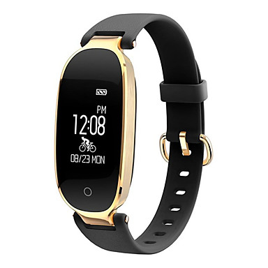 Smart Bracelet Smartwatch S3 for iOS / Android Heart Rate Monitor / Calories Burned / Touch Screen / Water Resistant / Water Proof / Exercise Record Pedometer / Call Reminder / Activity Tracker