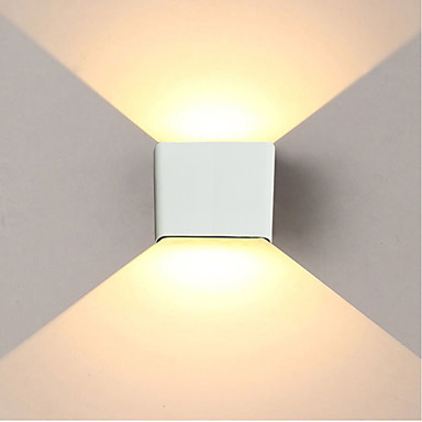 JIAWEN Simple / Modern / Contemporary Wall Lamps & Sconces Metal Wall Light 85-265V