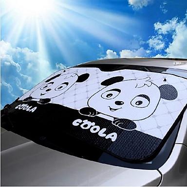 voordelige Auto-interieur accessoires-Autoproducten Auto-zonneschermen & zonnekleppen Car Visors Voor Universeel Alle jaren Algemene motoren Stoffen