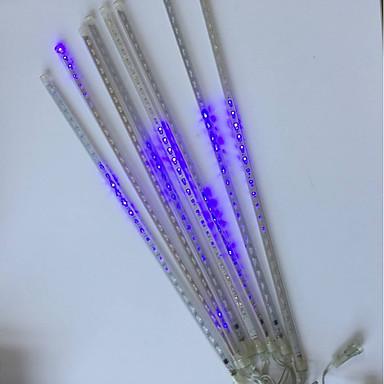 billige LED Strip Lamper-0.5m Faste LED-lysstriper 29*8 LED SMD 2835 Hvit / Blå / Multifarget Kreativ / Fest / Dekorativ 100-240 V 1set