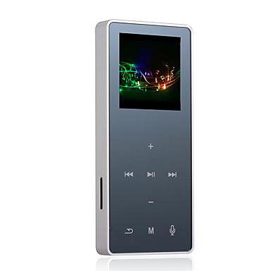 Hi-fiPlayer4 GB 3,5 mm Jack dugó TF kártya 128GBdigital music playerGomb Érintés