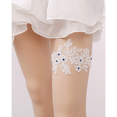 Csipke Esküvő Wedding Garter - Csipke Harisnykötők