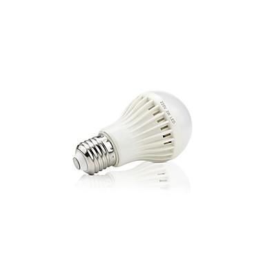 abordables Ampoules électriques-1pc 3 W Ampoules LED Intelligentes 233 lm 10 Perles LED SMD 2835 Audio-activé Décorative Contrôle de la lumière Blanc 220 V