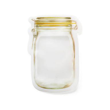 Konyhai szervezet Tömeges Food Storage Műanyag Könnyen használható 4db