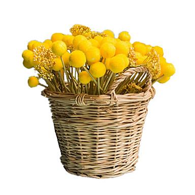Művirágok 12 Ág Rusztikus Stílus Növények Asztali virág
