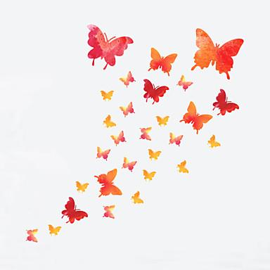 Peisaj Animale Modă Perete Postituri Autocolante perete plane Autocolante de Perete Decorative, Plastic Pagina de decorare de perete Decal