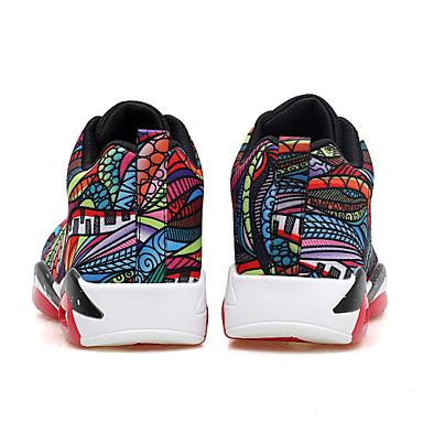 Prateado air plein Chaussures Confort Talon Preto Plat Tissu De Basketball Athlétique Chaussures d'Athlétisme Automne 06199560 Femme e pour waOFf7qt
