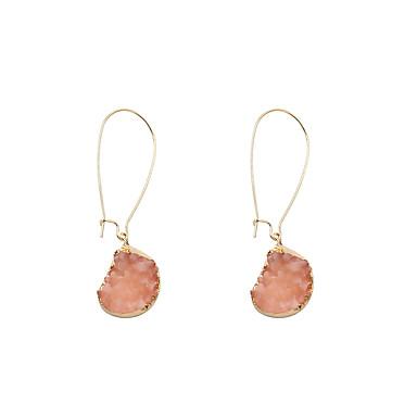 Női Függők - aranyos stílus / Divat Rózsaszín Szabálytalan Fülbevaló Kompatibilitás Ajándék / Napi