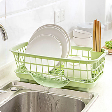 1pc Flatware Organizers Plastic Easy to Use Kitchen Organization