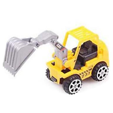 Játékautók Munkagépek Kotrógép Autó Műanyagok Uniszex Gyermek Ajándék 1pcs