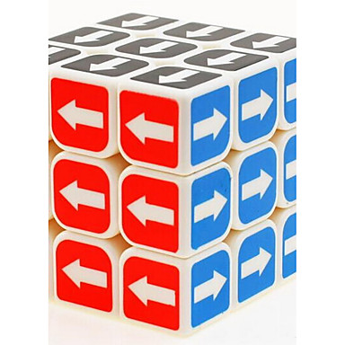 Rubik's Cube 3*3*3 Smooth Speed Cube Magic Cube Stress Reliever Puzzle Cube Competition Classic Gift Fun & Whimsical Unisex