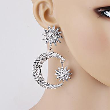 Women's Chandelier Drop Earrings - Star Fashion Gold / Silver For Party