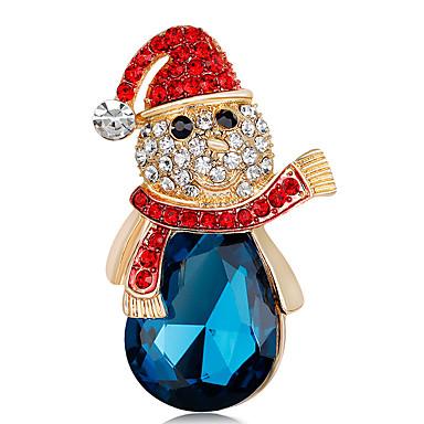 Női Melltűk - Divat Bross Különböző színekben Kompatibilitás Karácsony / Ajándék