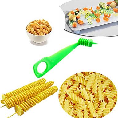 Kitchen Tools Plastics DIY Salad Tools / Slicer Carrot / Cucumber 1pc