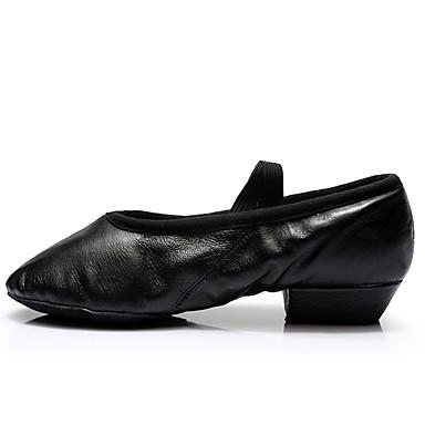 15b6435d88e Γυναικεία Παπούτσια τζαζ Συνθετικό / Προσαρμοσμένα Υλικά Τακούνια  Προσαρμοσμένο τακούνι Εξατομικευμένο Παπούτσια Χορού Μαύρο / Κόκκινο /