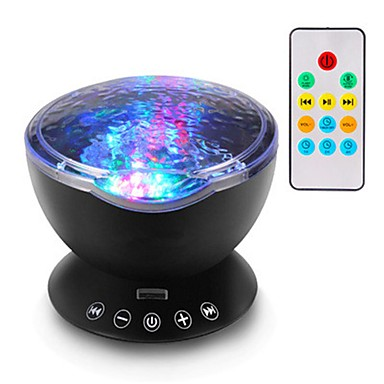 1set Sky Projector NightLight RGB / Colorful USB Smart / For Children / Remote Controlled 5 V LED / Modern / Contemporary / Dimmable / Touch Sensor