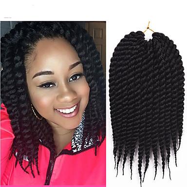 braiding hair crochet / havana twist braids / hair