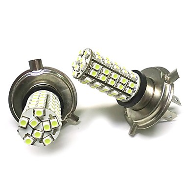 2pcs Light Bulbs 35W SMD 1012 2200lm 68 Fog Light For universal All Models All years