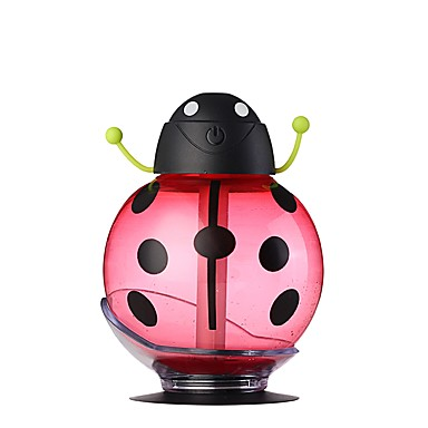 Car Humidifier Essential Aroma Diffuser USB Car Aromatherapy Diffusers Cool Mist Humidifier