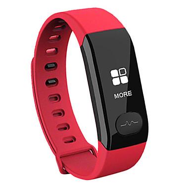 Intelligens karkötő E29 mert Android iOS Bluetooth Sportok Vízálló Szívritmus monitorizálás Vérnyomásmérés Érintőképernyő Pulse Tracker Lépésszámláló Hívás emlékeztető Testmozgásfigyelő / Ébresztőóra