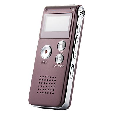 billige Lys & bilde til hjemmet-N28 8g mp3 digital stemmeopptaker